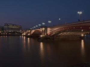 Il ponte dei Domenicani di Londra