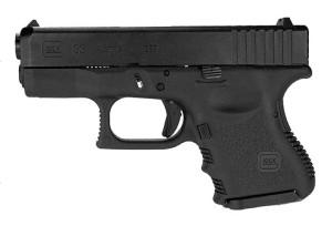 La pistola Glock G33